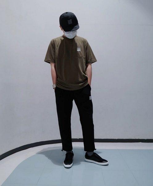 【新ライン】A-PACK ジムTEE【BLACK LABEL】