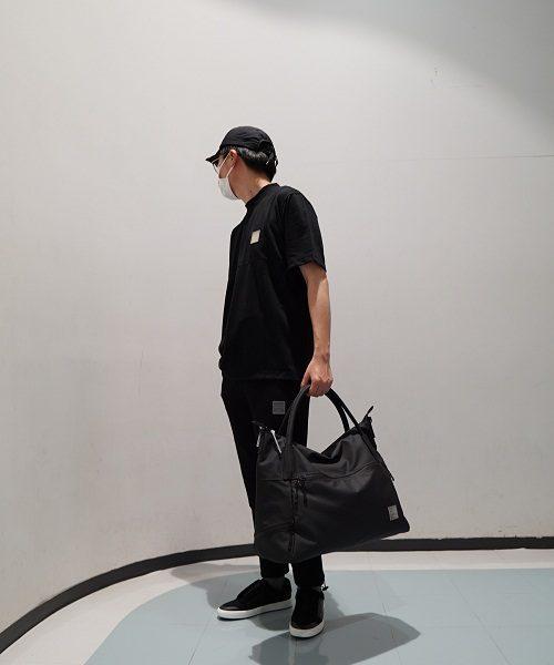 【A-PACK】2way BAG【BLACK LABEL】