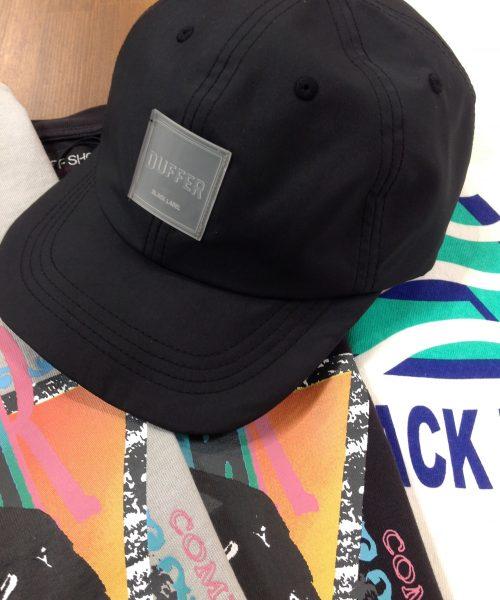 A-PACKの新作キャップとまだ間に合う!?夏のTシャツ!