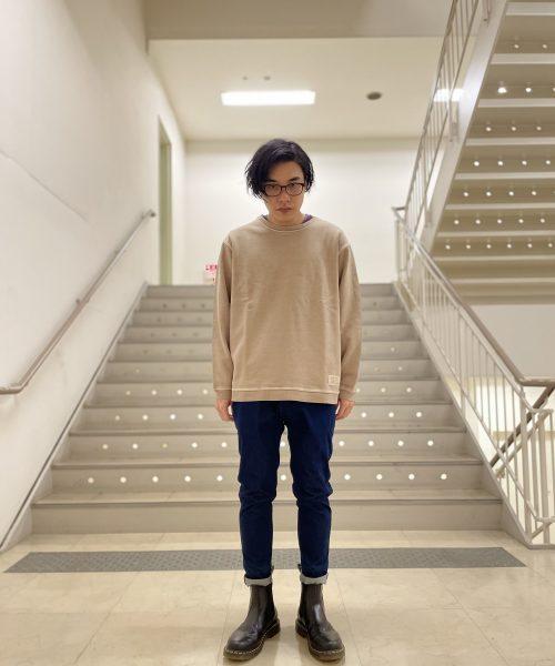 【万能】ピグメントスウェット