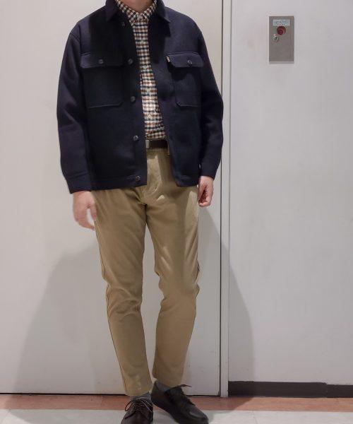 【21AW variation style】WONDER SHAPE新作!!